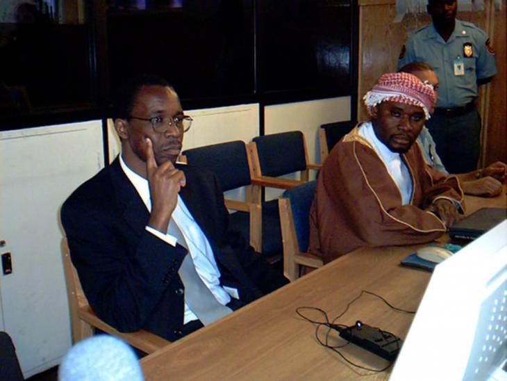 Rwanda : libération anticipée pour deux condamnés du TPIR