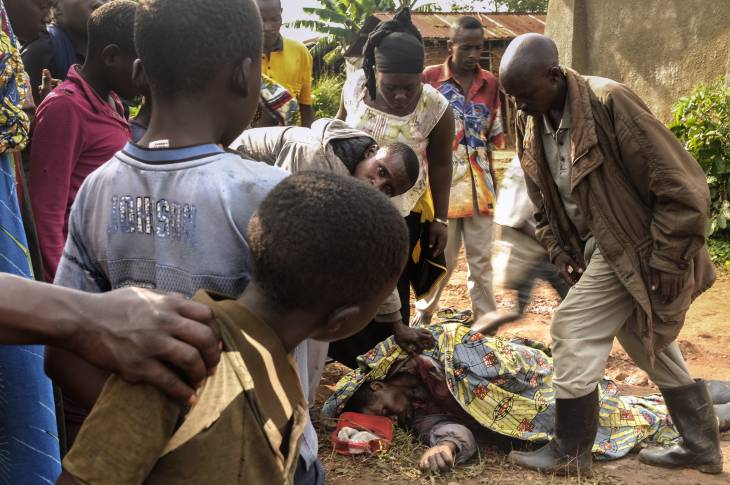 Who's behind the massacres in Congo's Beni region?