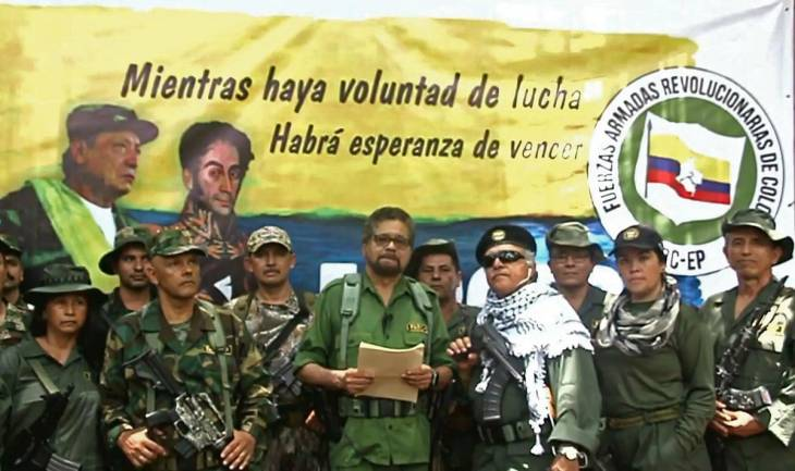 Farc contre Farc : le chaos menace la transition colombienne
