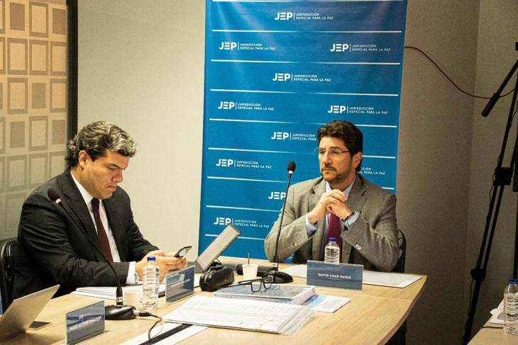 The Colombian transitional justice's paramilitary dilemma