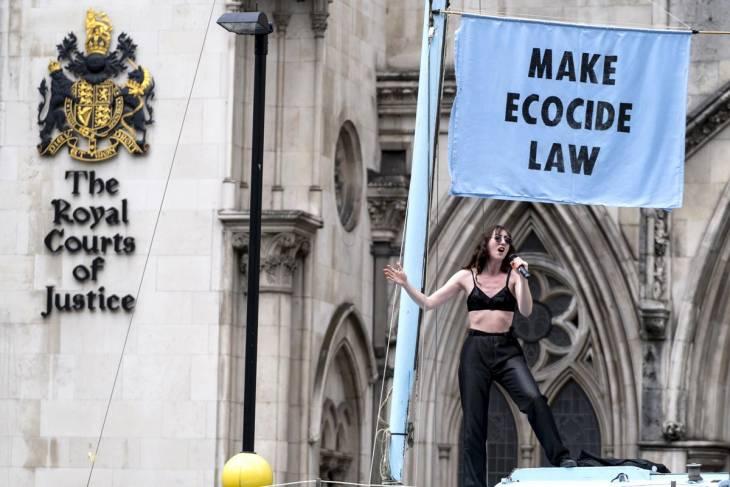 L'écocide en tant que crime grave - une idée dont l'heure a sonné