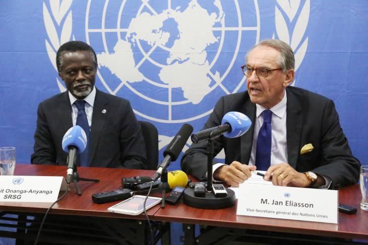 Centrafrique : appels à soutenir en priorité la justice