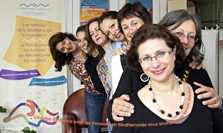 Une rencontre entre de femmes méditerranéennes veut leur donner plus de visibilité
