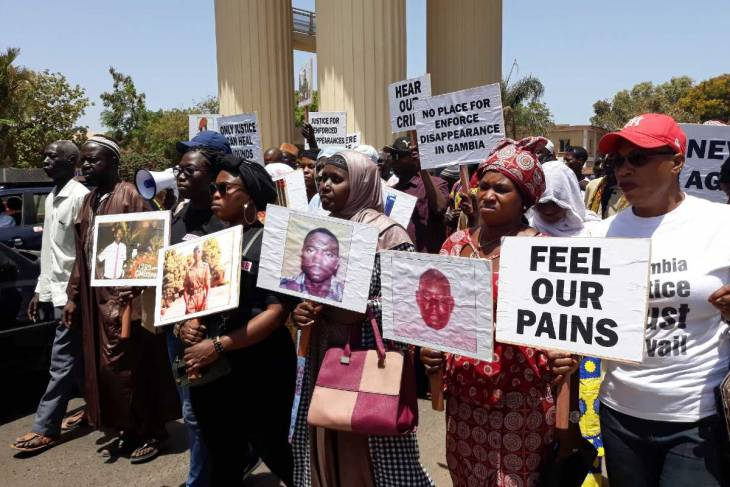 Gambia: Jammeh's magic anti-AIDS potion did not exist