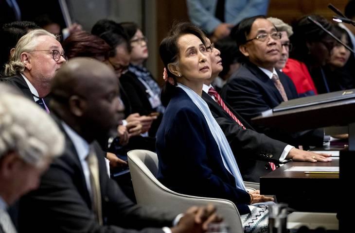 Le Mécanisme pour le Myanmar toque à la porte de Naypyidaw