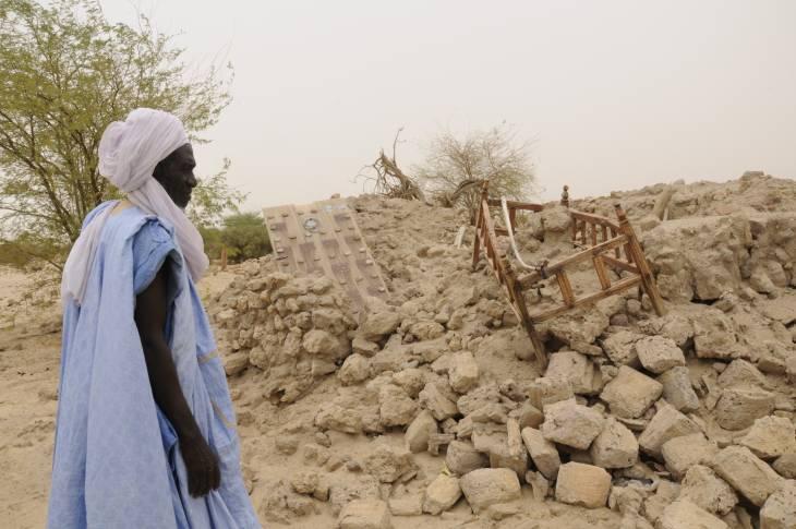 """Avec le procès du malien Al Mahdi, """" la destruction du patrimoine est la question principale"""""""