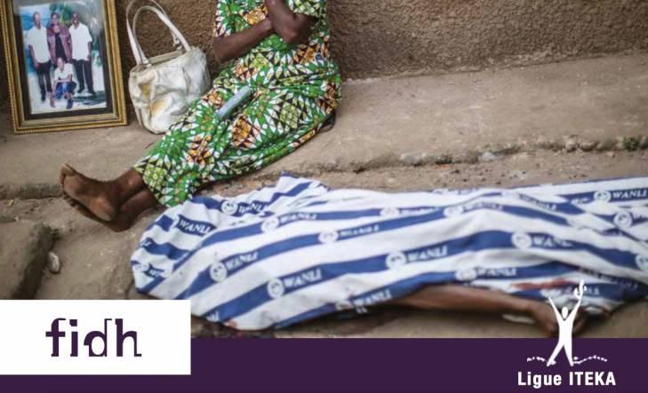 Burundi : la fuite en avant du régime, selon un rapport de la FIDH