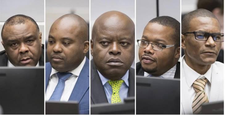ICC jails ex-Congo VP for bribing witnesses