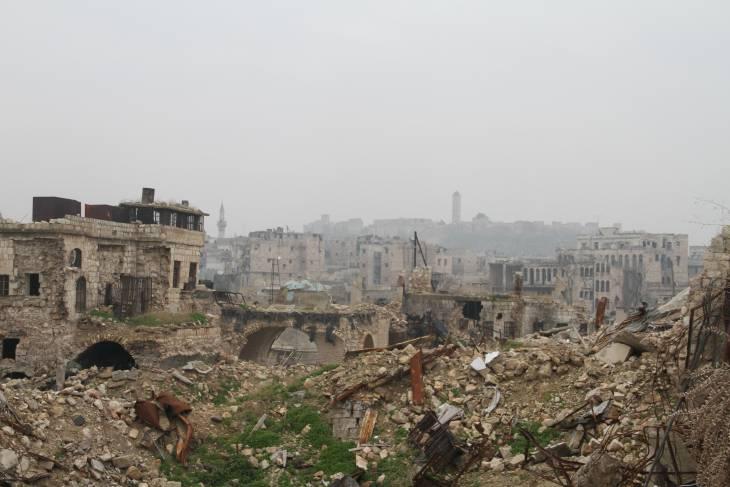 """Nada Al-Hassan de l'UNESCO : """"la destruction du patrimoine est une arme de guerre"""""""
