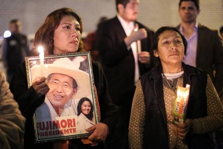 Peru annuls ex-president Fujimori's pardon, orders arrest
