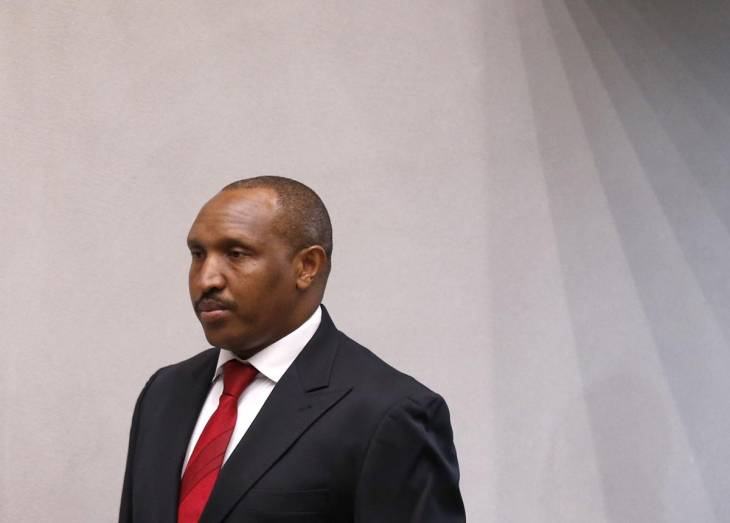 ICC: Bosco Ntaganda found guilty 18 times