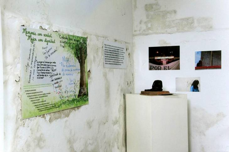 Colombia: The Hall of Never Again sends out distress signals