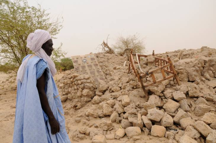"""""""Destruction of Cultural Heritage"""" At Heart of Mali Trial"""