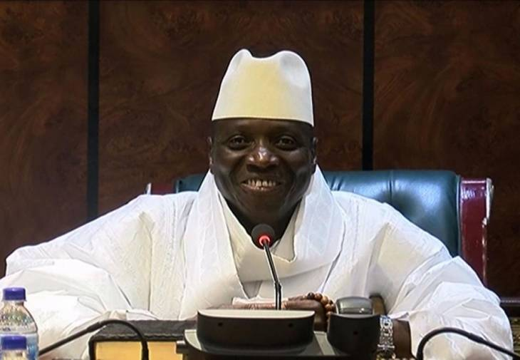What model for Gambia's truth commission?