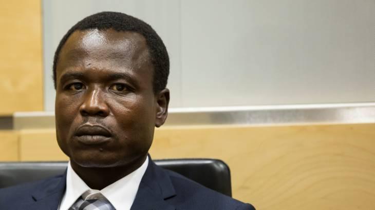 CPI : un commandant de la LRA devant les juges