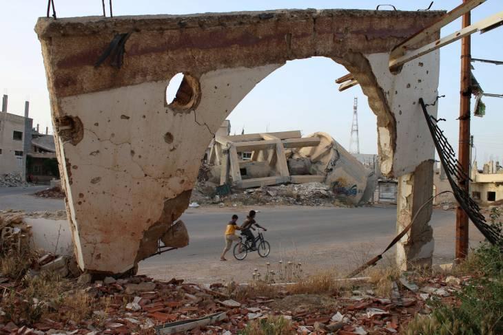 Syrie: une base de données pour poursuivre les criminels de guerre