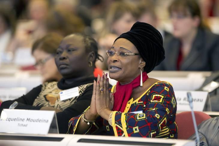 Jacqueline Moudeina, l'avocate et le dictateur