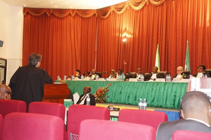 """Cour africaine : un homme politique béninois accuse le gouvernement Talon de """"harcèlement"""""""