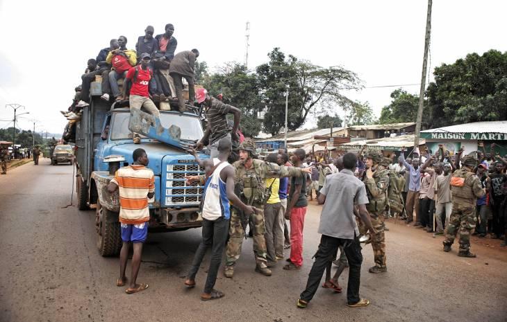 Centrafrique : le pari des élections avant la fin de l'année