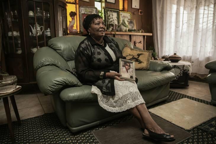 La douloureuse quête de vérité d'une famille victime de l'apartheid
