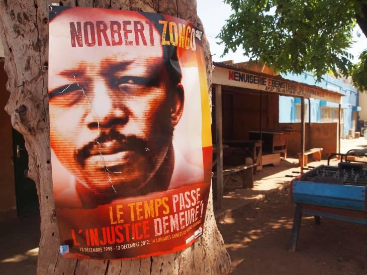 Burkina Faso : « une décision historique » dans l'affaire Zongo