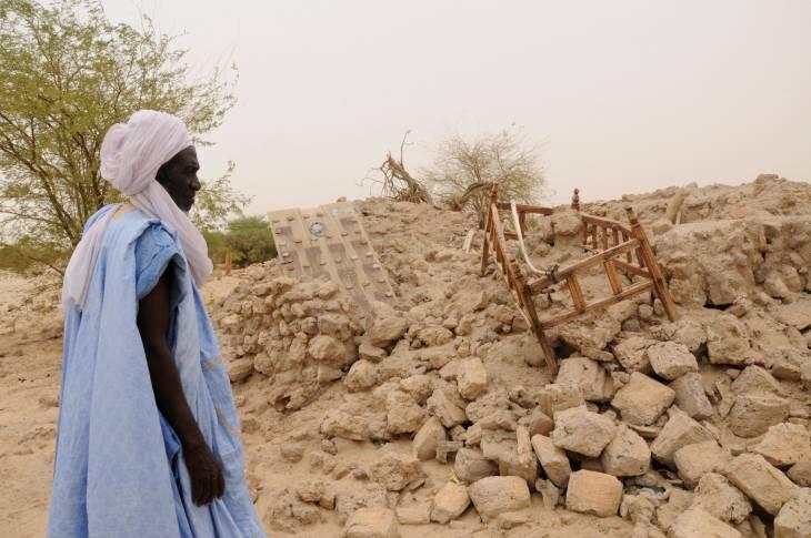 ICC cuts Timbuktu mausoleum trial short