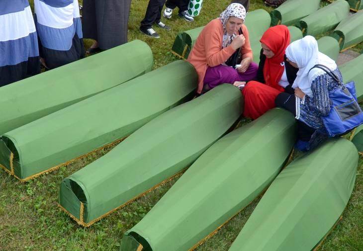 Russia vetoes UN draft resolution on Srebrenica 'genocide'