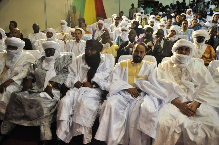 MALI'S TOUAREG REBELS SIGN PEACE DEAL