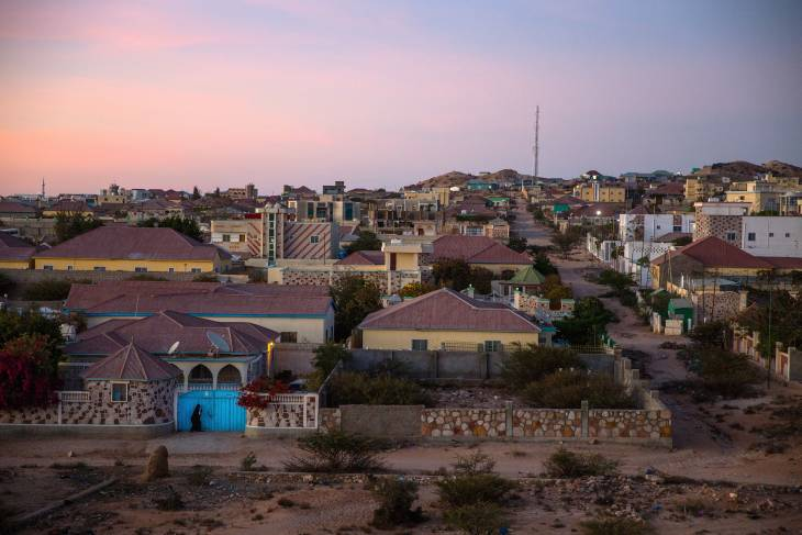 Rethinking customary law in Somaliland: specific jurisdiction for rape to promote post-conflict development