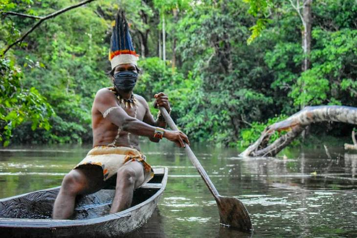 How Covid-19 can derail reparations in Colombia's Amazon