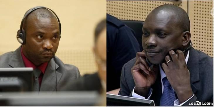 En RDC, les destins désormais parallèles des deux premiers condamnés de la CPI