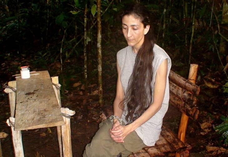 """Kidnappings par les FARC : d'une """"rétention"""" à un confinement criminel"""