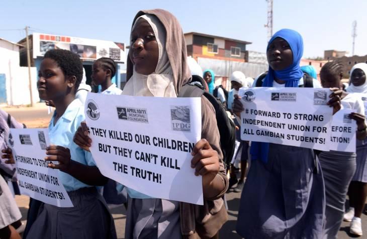 La Commission vérité va à la rencontre des Gambiens