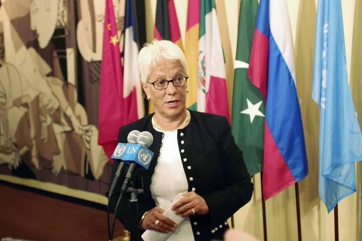 Syrie: Carla Del Ponte va démissionner de la Commission d'enquête de l'ONU