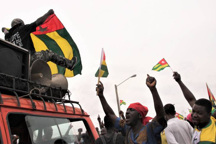 Togo: la grande peur du pouvoir face à la contestation