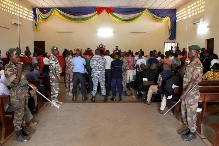 Central African Republic: National court gets tough on Bangassou crimes