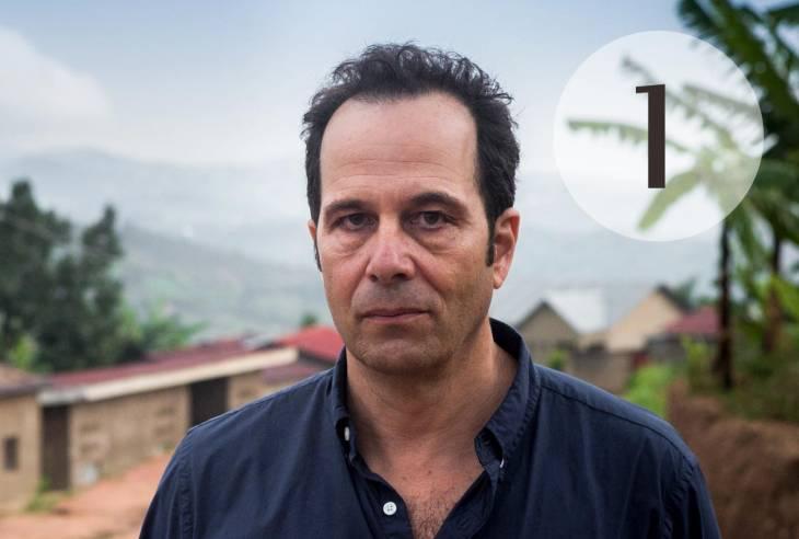 Philip Gourevitch : vivre au Rwanda avec le génocide (quelque peu) derrière - 1ère partie