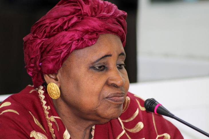 The selective memory of Gambia's former vice-president