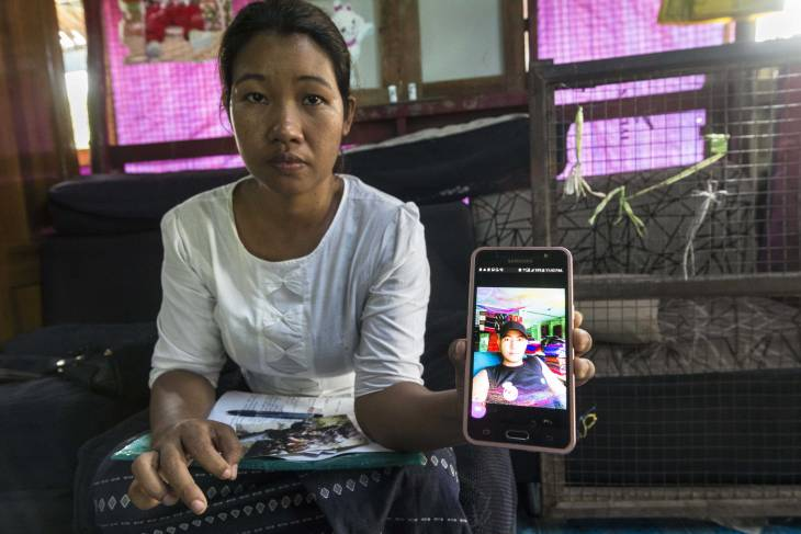 In Myanmar, former child soldier punished for speaking out