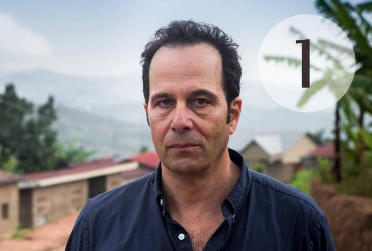 Philip Gourevitch: living in Rwanda with the genocide (somewhat) behind - Part 1