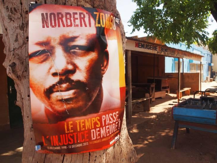 """Historic Decision"" of African Court on Murdered Burkina Faso Journalist"