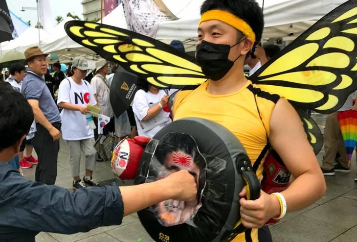 Pourquoi la guerre des mémoires s'embrase entre Séoul et Tokyo