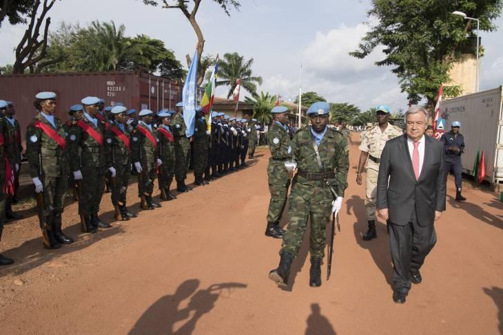 La semaine de la justice transitionnelle : échec en RCA et recul au Burundi