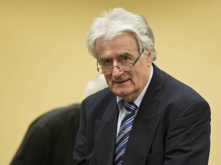 After Karadzic verdict, long path to justice in the Balkans