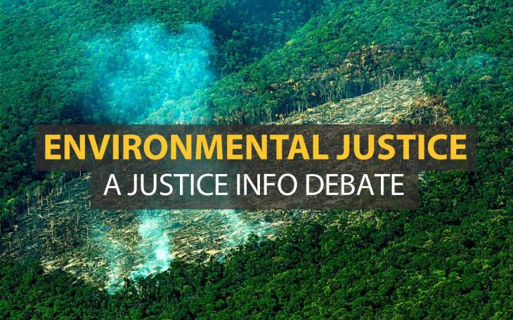 Justice Info's ASP external event: Ecocide, the ICC and multilevel litigation for a global crisis