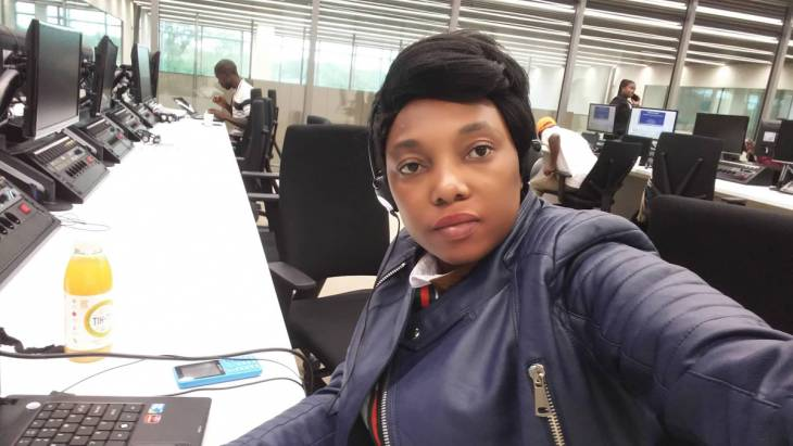 A Central African journalist at the ICC
