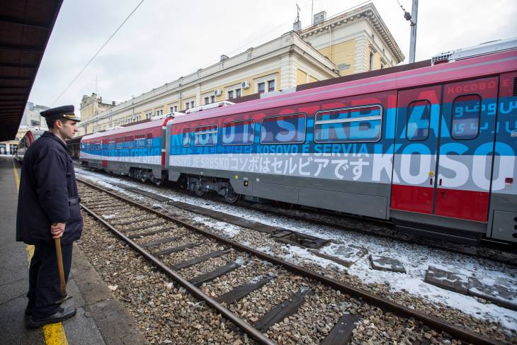Belgrade et Pristina reprennent le train de la discorde