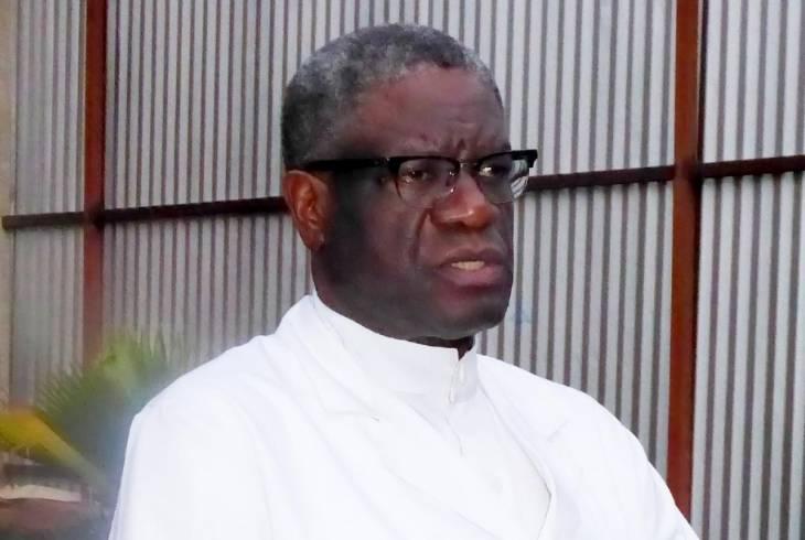 Entretien avec Denis Mukwege : « On sacrifie la justice sur l'autel de la paix ; finalement on n'a ni paix, ni justice »