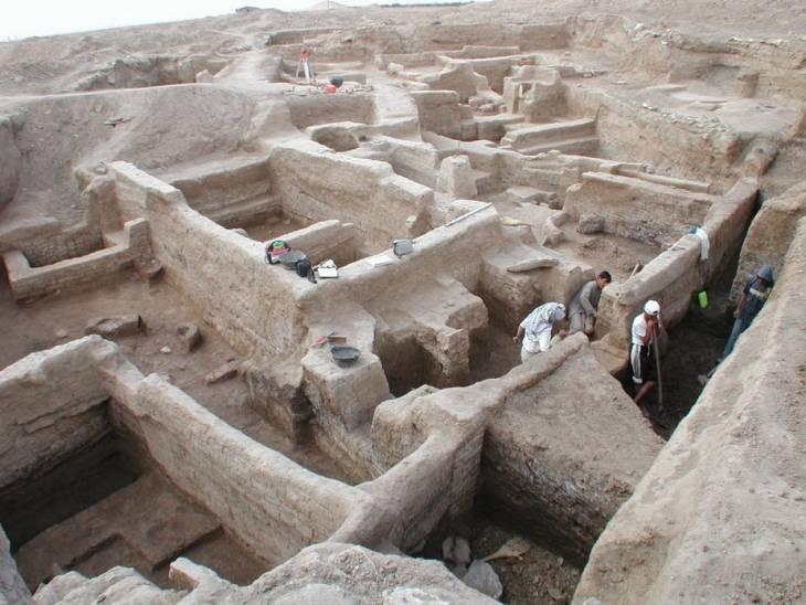 Patrimoines culturels détruits au Proche-Orient  : les ressources du numérique