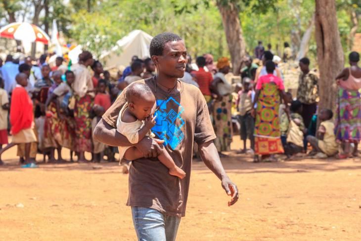 L'histoire de Mahama née dans un camp au Rwanda